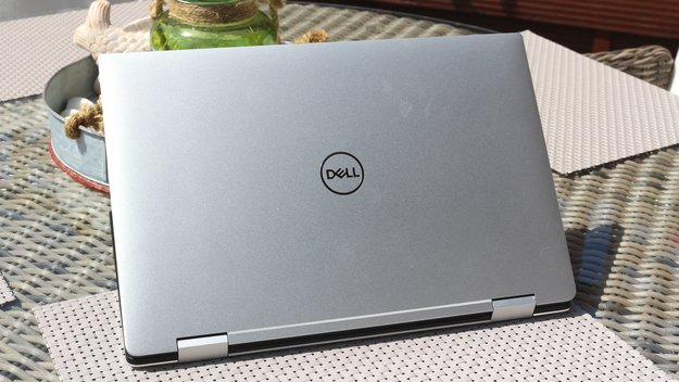 Dell XPS 15 2-in-1 (9575) im Test: 4K-Notebook mit Intel-AMD-Kombiprozessor