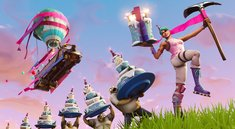 Fornite hat Geburtstag und beschert dir Herausforderungen und kostenlose Items
