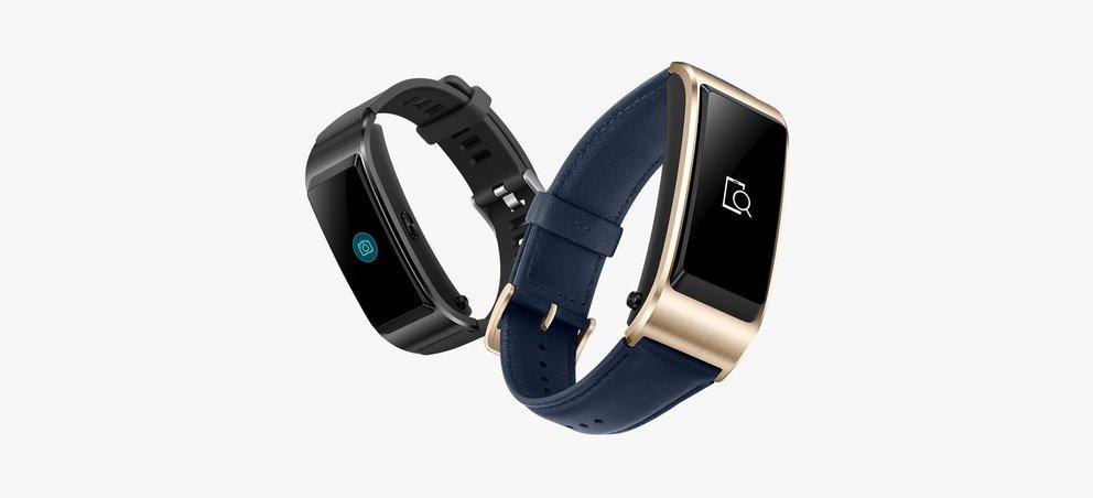 Huawei TalkBand B5: Dieses Gadget ist mehr als nur ein Fitness-Tracker