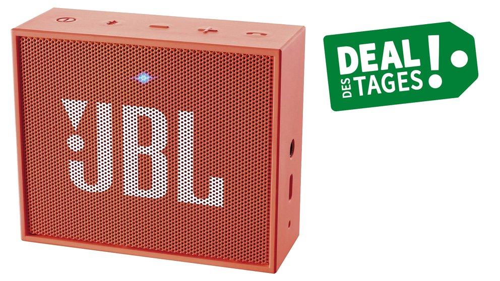 JBL Go für nur 15 €: Kleiner Bluetooth-Lautsprecher mit tollem Klang