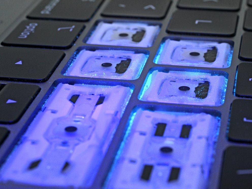 MacBook Pro 2018: So robust ist die neue Tastatur wirklich