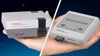 NES Mini und SNES Mini im Rückblick: Zwei Staubfänger mehr