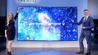Pixel-Flut: Samsung will noch dieses Jahr mit 8K-Fernsehern durchstarten