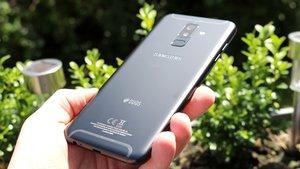 Samsung Galaxy A6 Plus in Bildern: Bitte abschauen, Galaxy S10