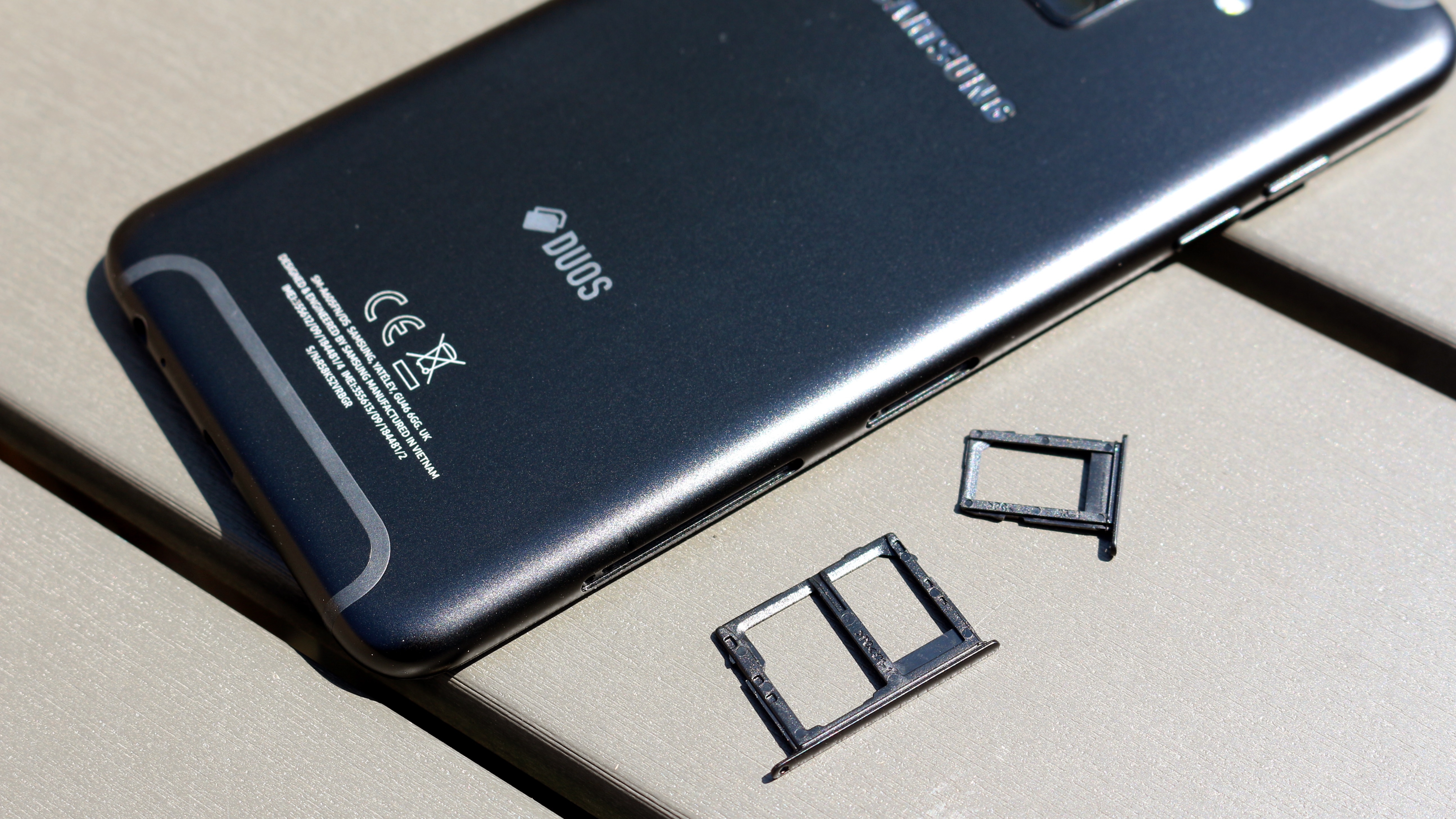 Samsung Galaxy A6 Plus Im Test Im Wurgegriff Der China Smartphones