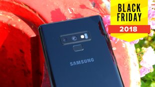 Samsung Galaxy Note 9 am Black Friday: Top-Handy zum Tiefstpreis kaufen
