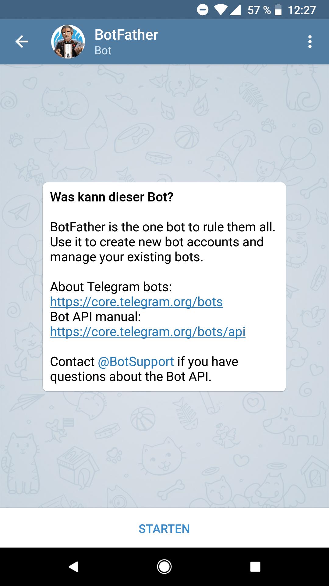 Telegram Bot erstellen, löschen & andere Befehle – so geht's