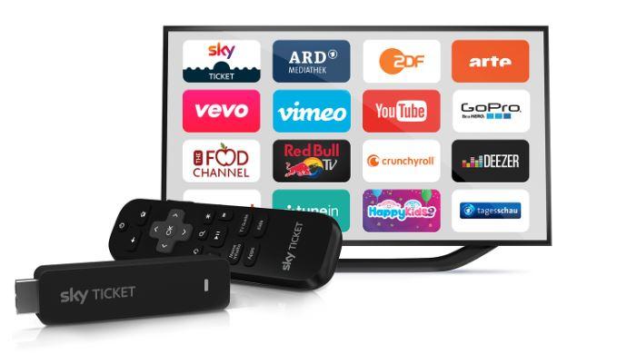 Sky Ticket Tv Stick Kostenlos Attacke Auf Chromecast Und Fire Tv Giga
