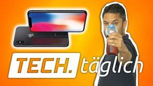 iPhone X extrem wertstabil, Galaxy Note 9 wird teurer und Samsungs Smart Speaker heißt ...  – TECH.täglich