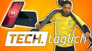 Bessere Kameras für iPhone-X-Nachfolger, Samsung Galaxy S10 und Huawei Mate 10 Pro – TECH.täglich