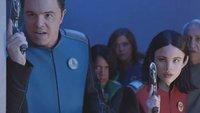 The Orville: Staffel 2 im Free-TV & Stream (Pro7) – Episodenguide, Cast & mehr