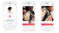 Tinder Loops: So erstellt ihr ein Kurzvideo für euer Profil