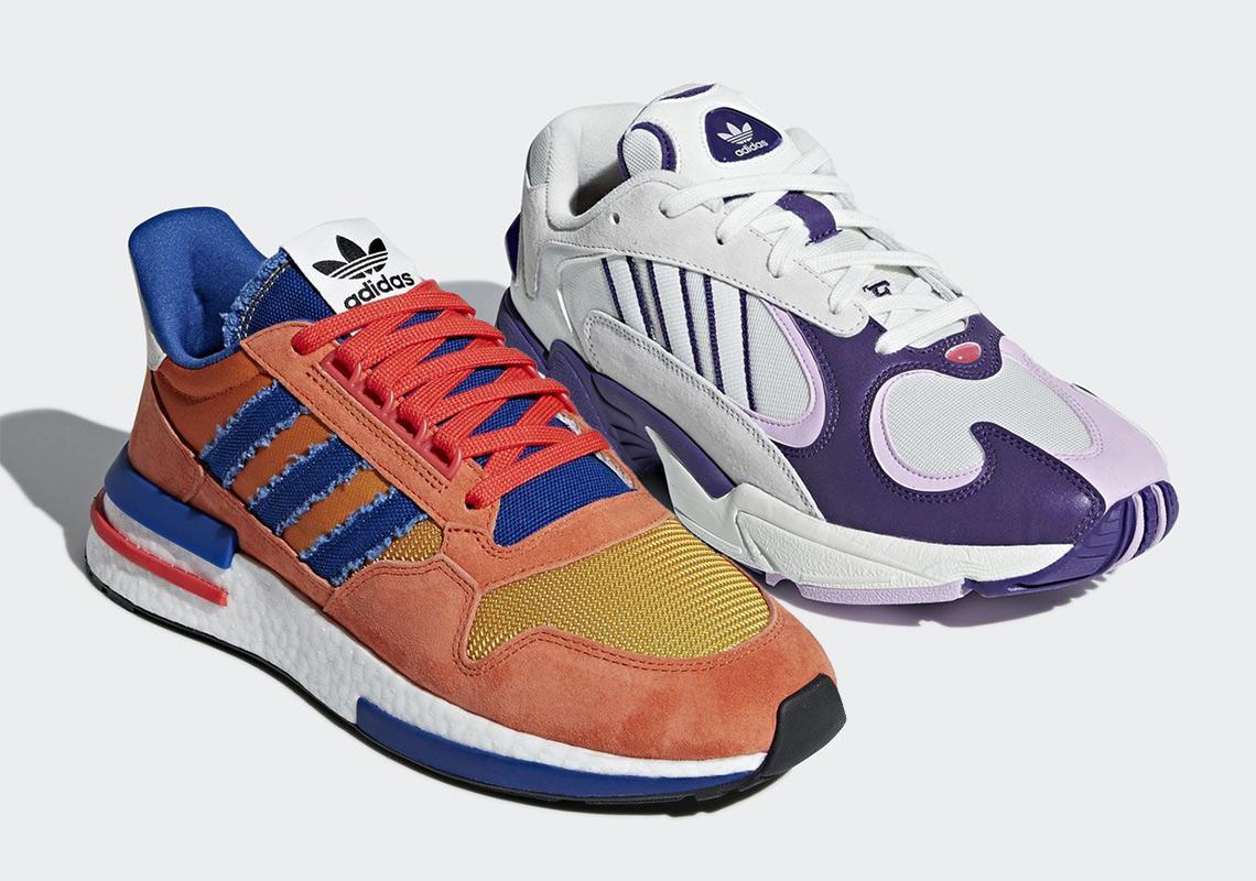 Dragon Ball Sneakers: Cell, Son Goku und Freezer So cool