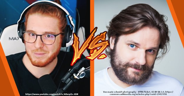 Gronkh vs. Unge: Reaction-Videos sind nur Content-Klau?