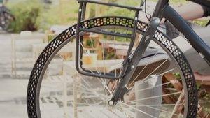 Geniale Technik: Deutsche Firma entwickelt unzerstörbare Fahrradreifen