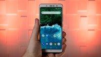 BQ Aquaris X2 Pro im Hands-On-Video: Pures Android im iPhone-X-Kleid