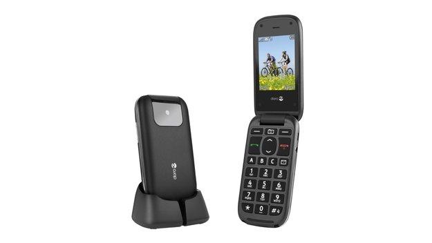Doro PhoneEasy 613: Senioren-Handy ab heute bei Aldi  – lohnt sich der Kauf?