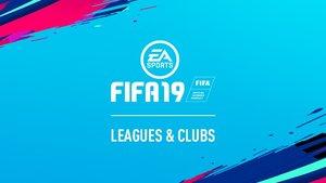 FIFA 19: Lizenzen – Mannschaften, Ligen und Teams