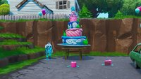 Fortnite: Alle 10 Kuchen-Fundorte auf der Karte (2. Geburtstag)