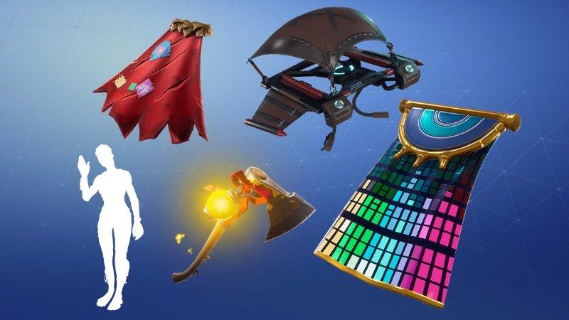 diese items bekommt ihr auch wenn ihr den battle pass von season 6 nicht kauft - neuer battle pass fortnite