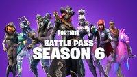 Fortnite BR: Season 6 - Battle Pass, Skins, Haustiere und Preis
