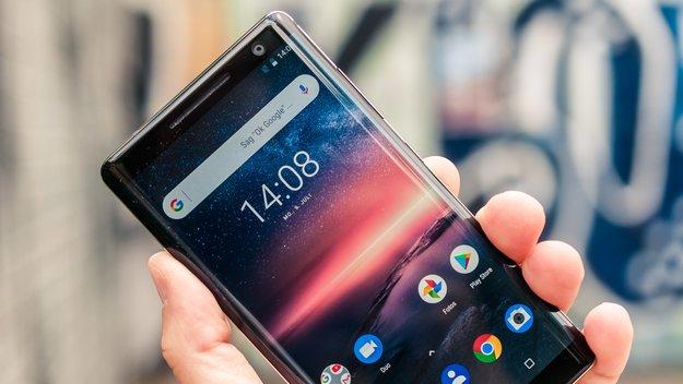 Nokia 8 (Sirocco): Wann kommt endlich Android 9 Pie?
