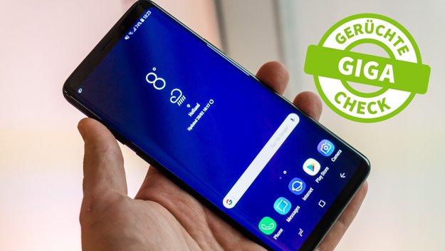 Galaxy S10 im Gerüchte-Check: Das könnt ihr von Samsungs Super-Smartphone erwarten
