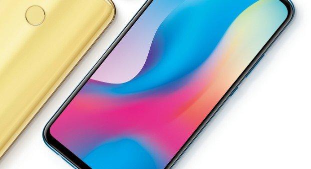 Huawei Nova 3 auf neuem Bild: Superschick und superlangweilig