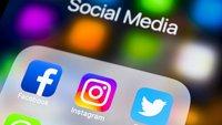 Instagram: Auf mehreren Accounts gleichzeitig posten – so geht's