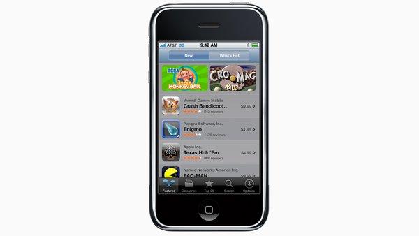 Ein Start Mit 500 Apps