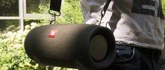 JBL Xtreme 2 im Test: Bluetooth-Lautsprecher mit Bassdruck und Tragegurt