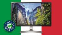 Amazons Europa-Deals im GIGA-Check: 4K-Monitor in Italien über 50 € günstiger