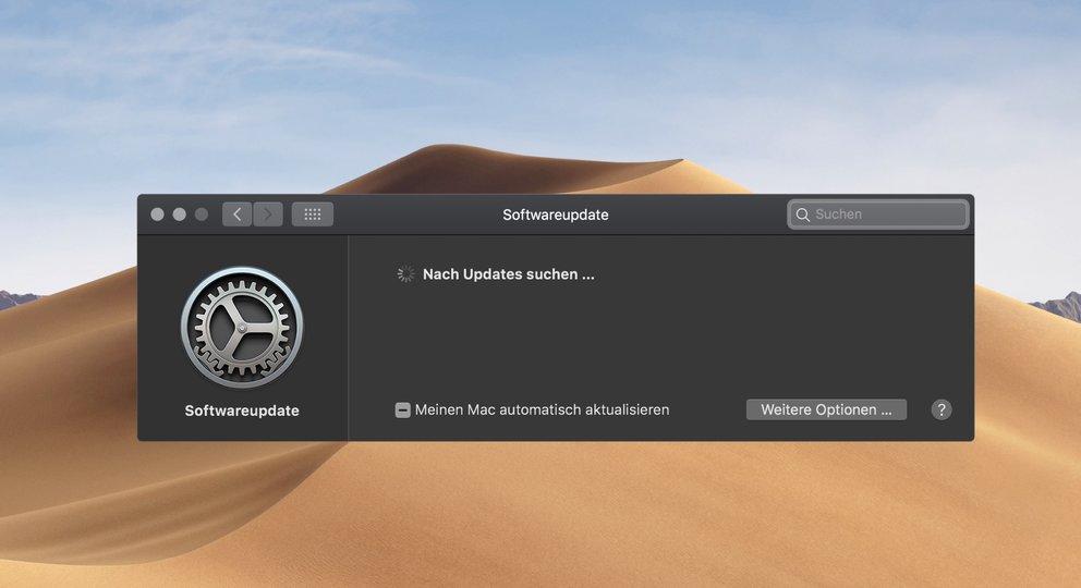Updates für macOS Mojave: So aktualisiert man das System automatisch und manuell