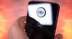 Moto Z3 Play im Hands-On-Video: KLACK, haste Akku