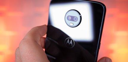 Moto Z3 Play: Die Dual-Kamera im Test