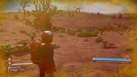 No Man's Sky: Third-Person- und First-Person-Perspektive wechseln