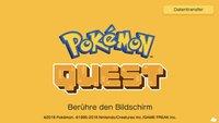 Pokémon Quest: Spielstand übertragen zwischen Switch, iOS und Android