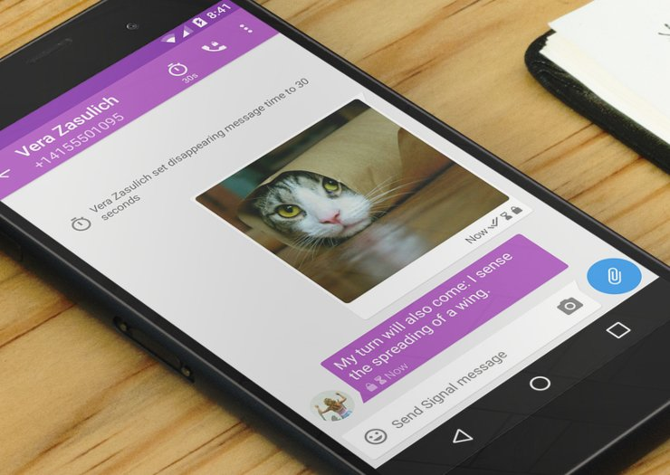 Signal Messenger APK-Download