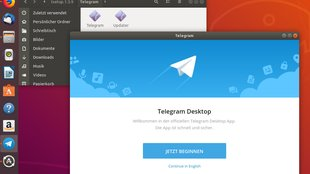Telegram in Linux installieren (Ubuntu, Mint, ...) – so geht's