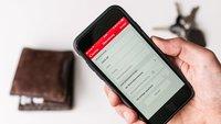 Nie mehr auf Geld warten: Sparkassen stellen geniales Feature vor