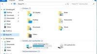 """Windows 10: Arbeitsplatz öffnen (""""Dieser PC"""") – so geht's"""