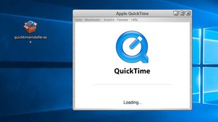 Windows 10: QuickTime installieren – so geht's