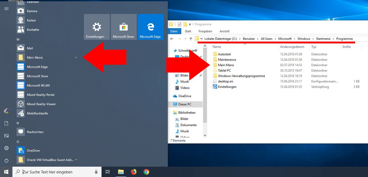 Windows 10 Ordner Suchen