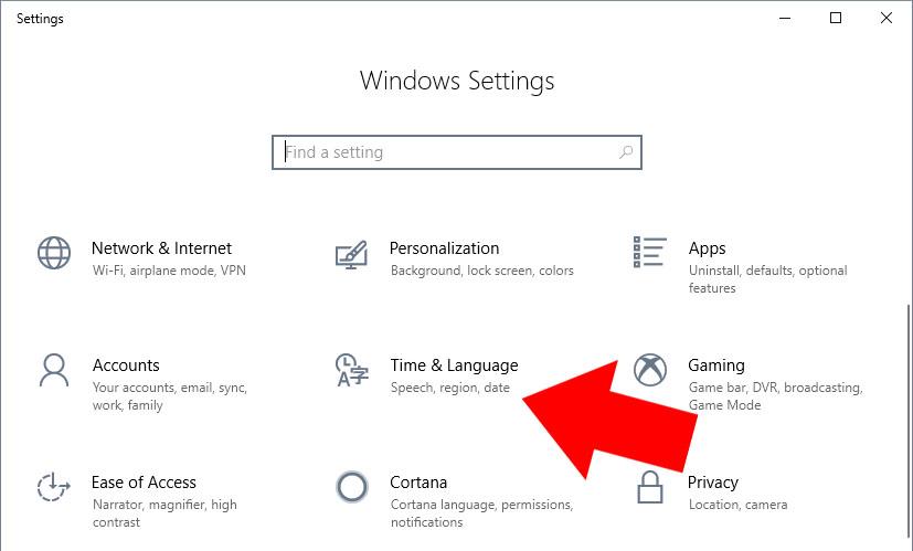 Windows 10 Englisch Auf Deutsch Umstellen