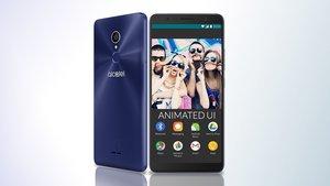 Aldi-Handy für Einsteiger: Billig-Smartphone Alcatel 3C im Technik-Check