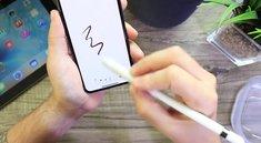 Apple Pencil mit iPhone benutzen: Der wohl dümmste Lifehack