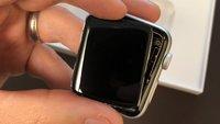 Apple Watch: Wenn die Smartwatch plötzlich das Display verliert