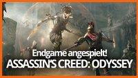 Assassin's Creed Odyssey: Das Endgame ist eine echte Herausforderung