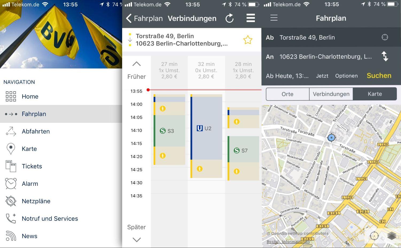 Die 5 Besten Kostenlosen Berlin Apps Für Android Und Ios