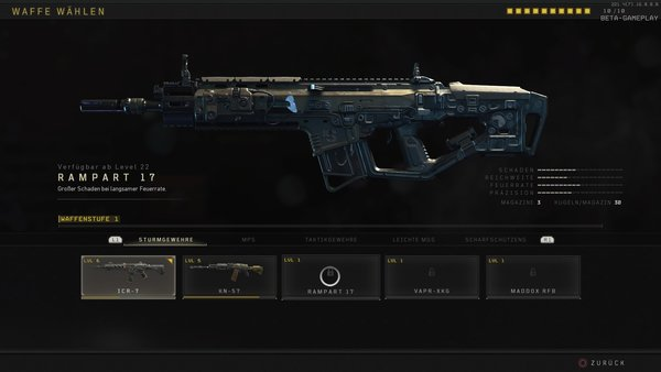 Call of Duty - Black Ops 4: Alle Waffen - Liste, Bilder und